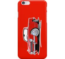 Triumph Herald 13/60 Red iPhone Case/Skin