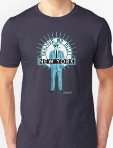 Bonjour ma belle New York by Francisco Evans ™ Unisex T-Shirt