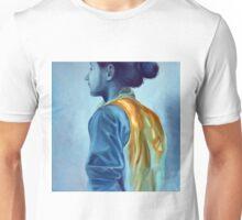 Heartbeat, 2013, 50-50cm, oil on canvas Unisex T-Shirt
