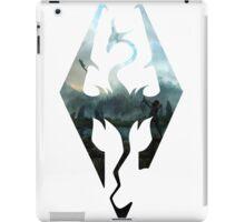 Skyrim Adventurer iPad Case/Skin