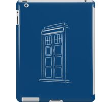Jump on the TARDIS iPad Case/Skin