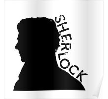 The name is Sherlock Poster