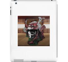 Welsh Samurai iPad Case/Skin
