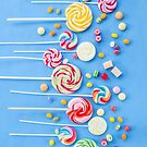 Candy, candy, candy !!! by Barbara Neveu