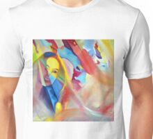 Fading Memories, 50-50cm, 2016, oil on canvas Unisex T-Shirt