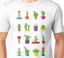 Funny Cactus  Unisex T-Shirt