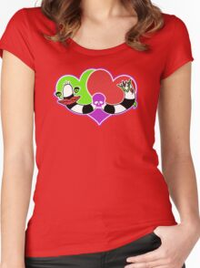 Twisted Love Women's Fitted Scoop T-Shirt