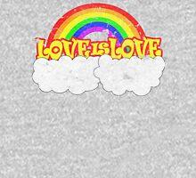 Gay Pride LOVE IS LOVE Rainbow, Pride Week Swag.  Tank Top