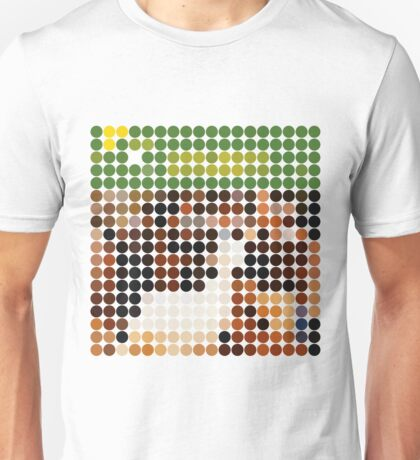 THE BEACH BOYS, PET SOUNDS, BENDAY DOTS Unisex T-Shirt