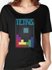 Tetris Women's Relaxed Fit T-Shirt