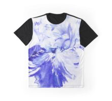 Rex's Blue Iris Graphic T-Shirt