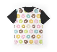 Tasty Donuts Graphic T-Shirt