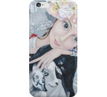 Ukrainian Beauty iPhone Case/Skin