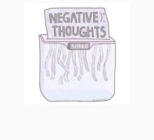 Negative Thought Shredder Unisex T-Shirt