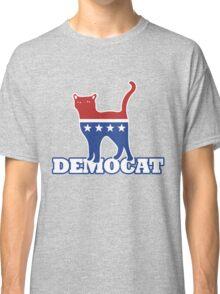 Democat political cats  Classic T-Shirt
