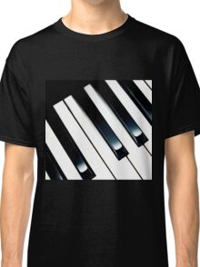 Piano Keys Classic T-Shirt