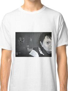 Anca, 2011, 120-80 cm, oil on canvas Classic T-Shirt