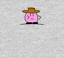 Not Kirby but still Kirby... with a hat Unisex T-Shirt