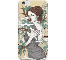 Time Goes By... iPhone Case/Skin
