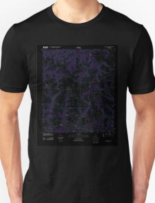 USGS TOPO Map Alabama AL Midland City 20110912 TM Inverted T-Shirt