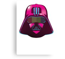 Darth Punk Canvas Print