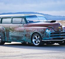 Plymouth 'Patina' Wagon by DaveKoontz