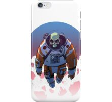Spacetronaut - S34RCH1NG iPhone Case/Skin