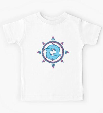 Shark Compass II Kids Tee