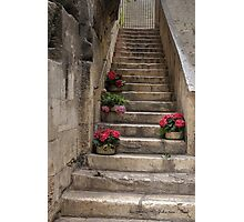 ..somewhere in Split - Croatia  Photographic Print
