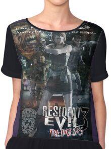 Resident Evil 3 Chiffon Top