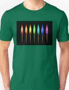 rainbow matches II Unisex T-Shirt