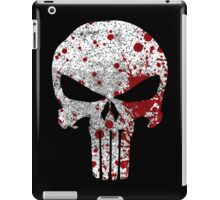 The Punisher Bloody Skull iPad Case/Skin