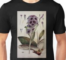 The botany of the Antarctic voyage of H M  discovery ships Erebus and Terror in the Years 1839 1843 Joseph Dalton Hooker V1 176 Unisex T-Shirt