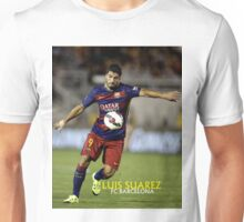 HOT ITEM LUIS SUAREZ BARCELONA - 01 Unisex T-Shirt