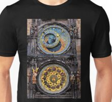 The astronomical clock of Prague Unisex T-Shirt