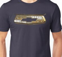Classic Chevy Badge w/Cut Out Unisex T-Shirt
