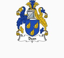 Dean Coat of Arms / Dean Family Crest Unisex T-Shirt