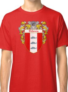 Delaney Coat of Arms/Family Crest Classic T-Shirt