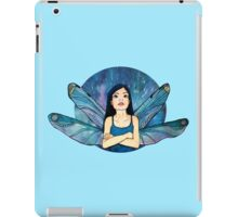 Space Wings iPad Case/Skin