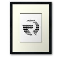 Origen Team Framed Print
