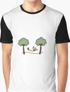 life is good hammock Graphic T-Shirt
