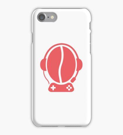 TwitchyCoffee Logo iPhone Case/Skin