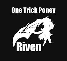 One Trick Poney Riven White Unisex T-Shirt
