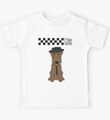 2-Tone Terrier Kids Tee