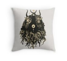 Of the Earth Throw Pillow