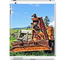 Parkdale Oregon - Valley Of Trees iPad Case/Skin