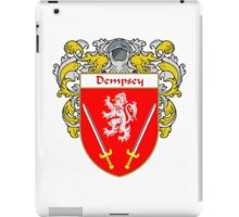 Dempsey Coat of Arms/Family Crest iPad Case/Skin