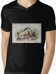 Proceedings of the Zoological Society of London 1848 - 1860 V1 Mammalia 044 T-Shirt
