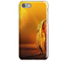 The Asteroid iPhone Case/Skin