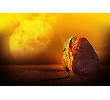 The Asteroid Photographic Print